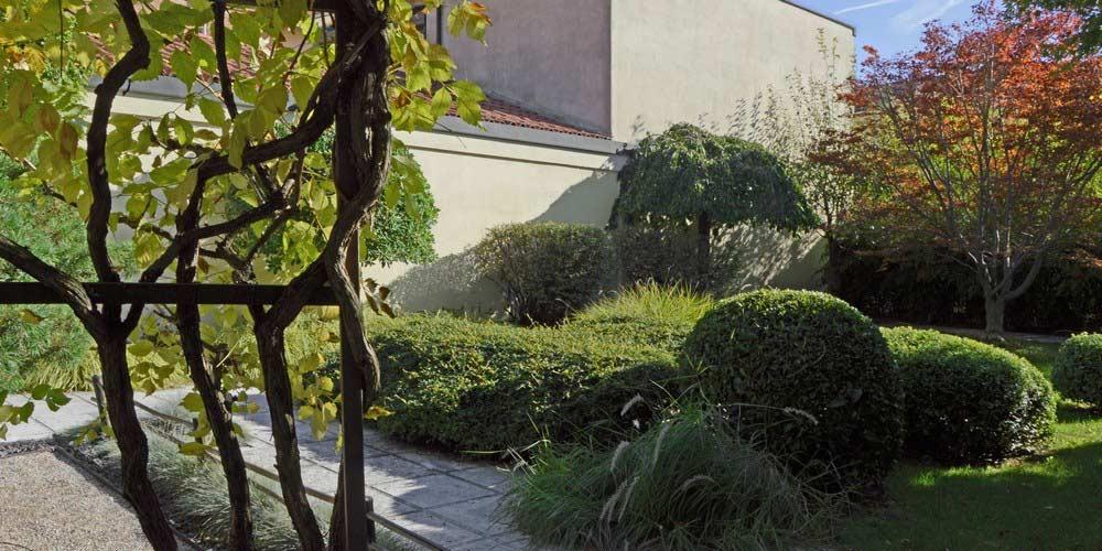 Tetto verde a Padova - Studio Vendramin